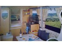 Conway folding camper 2007 Lovely interior,spacious layout,King size and double beds. Sleeps 6.