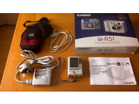 Casio QV-R51 Digital camera