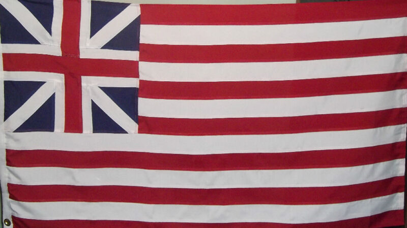 HEAVY DUTY 600 D OUTDOOR GRAND UNION FLAG PATRIOTIC - HISTORICAL USA