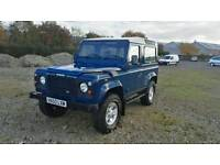 Land Rover Defender 90 TD5 2.5L Low Miles
