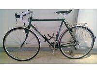 DAWES GALAXY TOURING BICYCLE - REYNOLDS 531