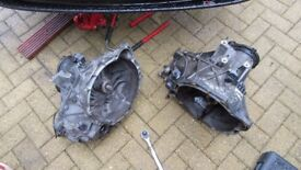 3 Ford Fiesta/Puma gearboxes 1.4 1.6 1.7 (price for 1)