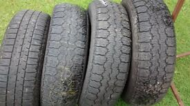 175 70 13 TYRES