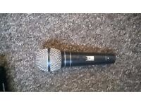 Professional Dynamic Vocal Stage Microphone