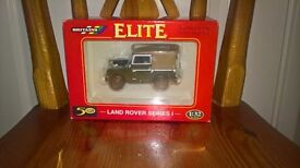 Britains Elite Series1 1:32 Die Cast Model in Original Box