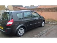 2006 RENAULT GRAND SCENIC 7 SEATER