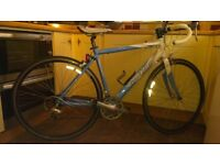 Claude Butler Paris Women's Road Bike with 50cm alloy frame