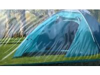 family camping equipment and car trailer - all inclusive