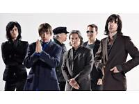 2 x standing tickets Primal Scream at Brighton Dome, Wed 14 December