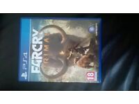 Farcry 4 ps4 £35 or game swaps