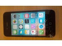 iphone 4s Black EE 8GB