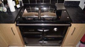 AGA Rayburn Cookmaster 400g PX (PF) - Gas Oven (Ridgeway / Allt-Yr-Yn)