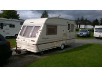 Bailey Pageant Cabriolet 2 Berth Caravan