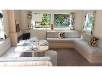 Luxury Static Caravan for sale on the Isle of Wight. Only £34,534!