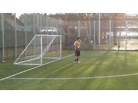 Islington Sunday 7-a-side football league