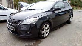 2011 Kia Pro C'eed 1.6 CRDI *** lightly damaged ***