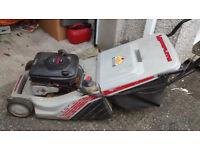 lawnflight lawnmower