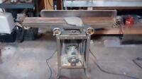 Vintage wood working equipment