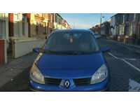 Renault Scenic 1.5 7 seater