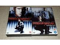 Prison Break DVD Season 1 - Part one & Part two