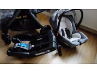 New Graco fastaction dlx travel system