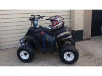 We 110cc quad (reverse gear) automatic