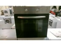Integrated Oven and Grill for sale 60cm by 60cm