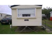 6 Berth static caravan for sale location Southerness Dumfries