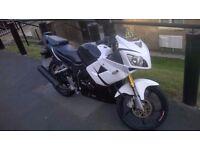 Skyjet 125cc Sport Project bike sold as seen, FAST :D
