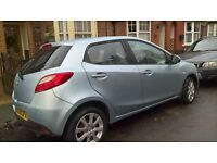 2008 MAZDA 2 IN SUPERB CONDITION LONG MOT
