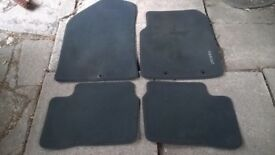 GENUINE KIA PICANTO 2011-2017 CAR MATS