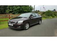 2007 TOYOTA AVENSIS T3-X D4D 2.0 *FULL SERVICE HISTORY*