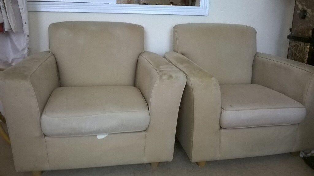 2 Habitat armchairs | in Bath, Somerset | Gumtree