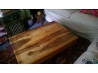 Jali Sheesham style coffee table