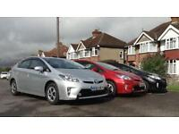 PCO ready Prius for rent @ £110 per week