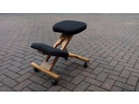 Kneeling Chair in excellent condition bargain at this price