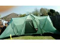 9berth tent used once