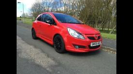 Vauxhall Corsa 1.4 SXi Petrol 3dr Red Special Edition!