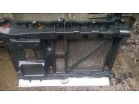 Citroen c2 radiator vtr vts gt fan slam panel fan