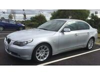 2004 04reg BMW 530d Silver M-Sport Alloys Leather Automatic