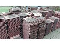 550+ RED ROOF TILES