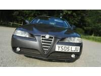 Alfa Romeo 166 2.0TS Face-lift