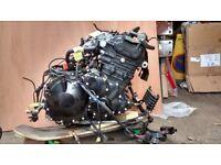 Triumph Sprint ST 1050 Engine 2008