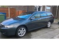 HONDER ACCORD ESATE full mot and service history