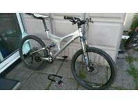 Specialized enduro pro bike