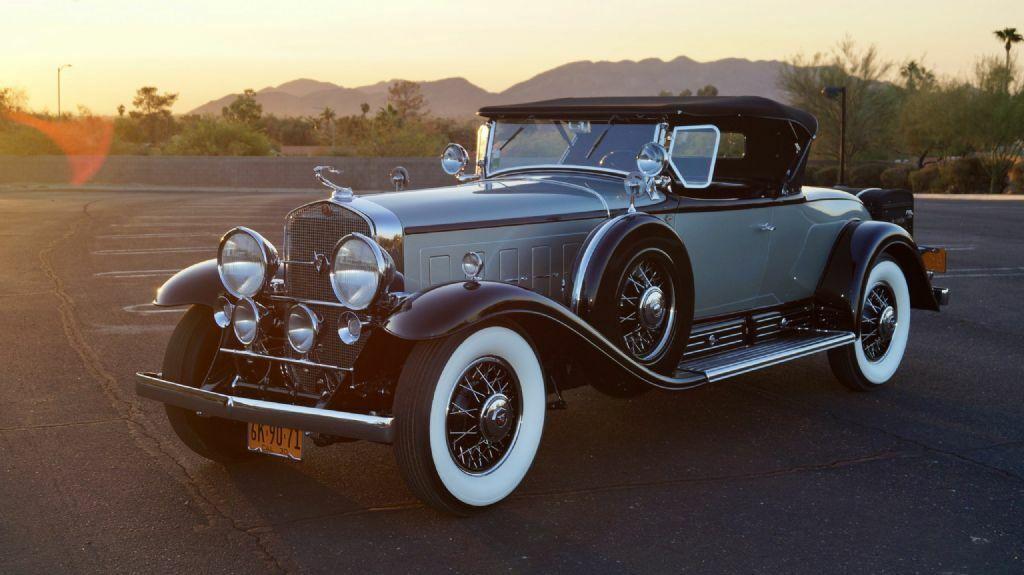 1930 Cadillac Series 452 V16 (Used - 898800 USD)