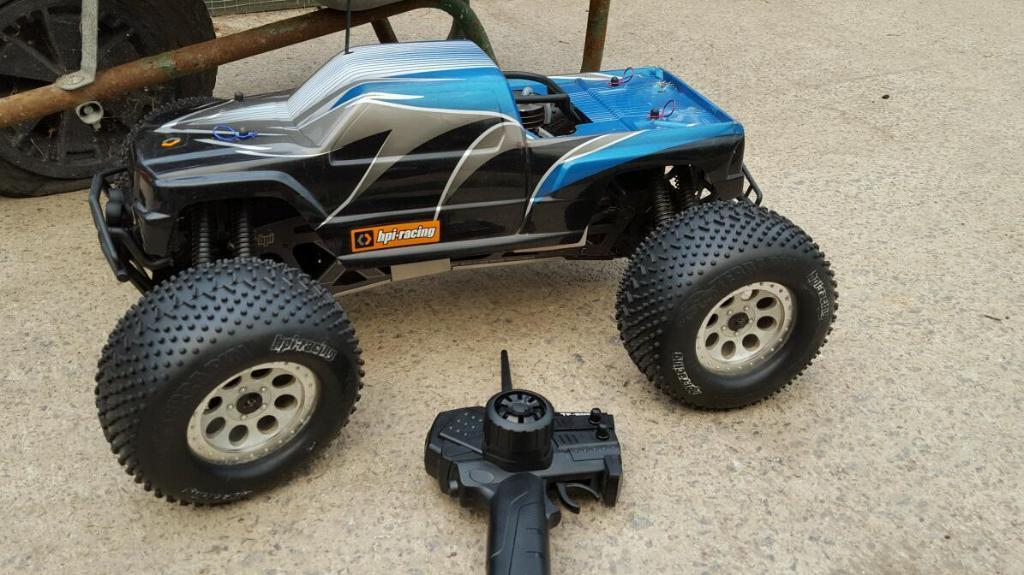 Hpi savage xl 59 nitro monster truck in Mold  : 86 from gumtree.com size 1024 x 575 jpeg 101kB