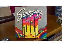 The Swinging Sixties..box set..Readers Digest..10 record set..33rpm..