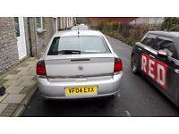 Vauxhall vectra 1.8 sri petrol 78500 miles, 5mths mot.