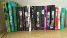 Colin Bateman 17 book collection